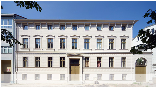 Ber uns jenner und schulz architekturb ro - Architekturburo frankfurt ...